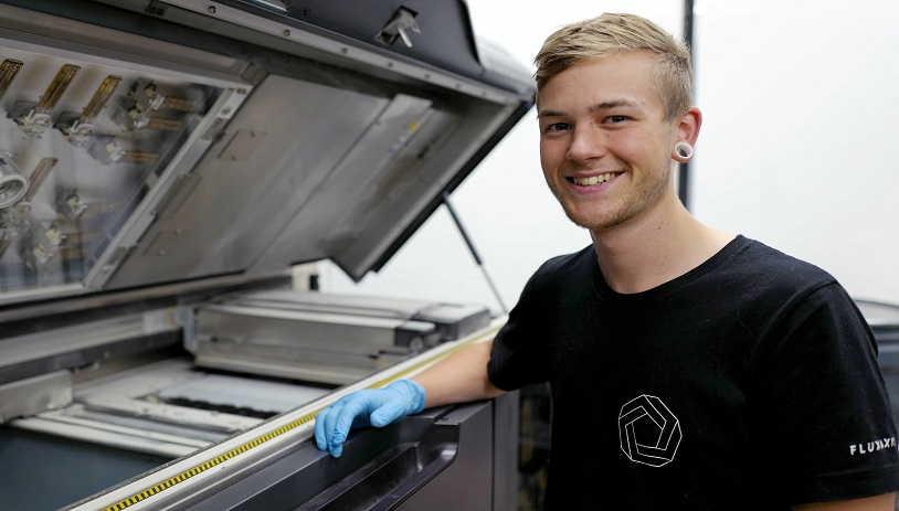 Work Experience with Fluxaxis