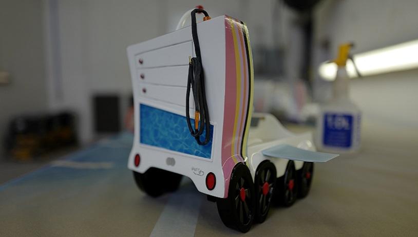 Goodwood Car of the Future – Miniatures