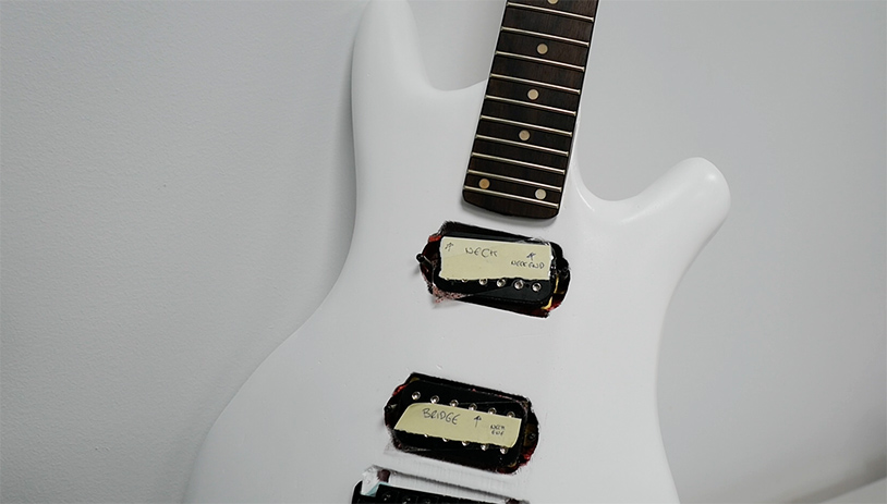 Fluxaxis Guitars