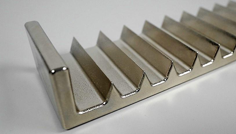 Nickel Plated Fudge Marker