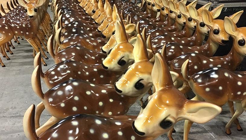 Promotional Deer Moulds