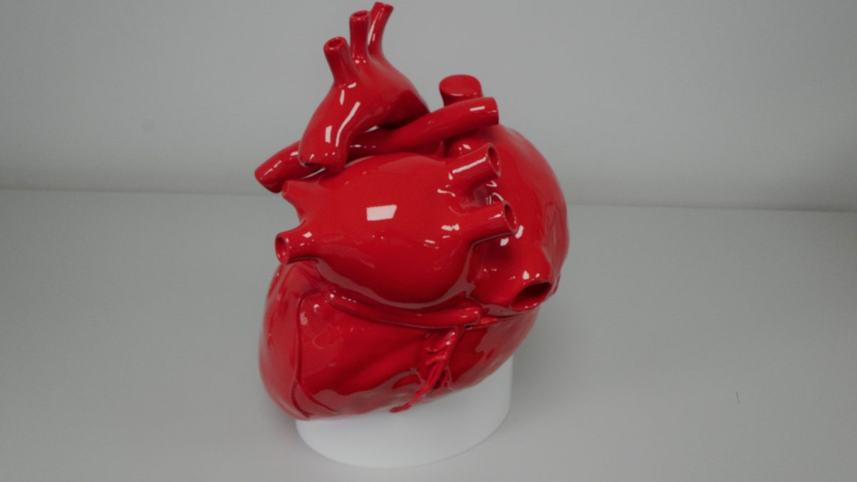 Interactive Larger-than-Life Heart